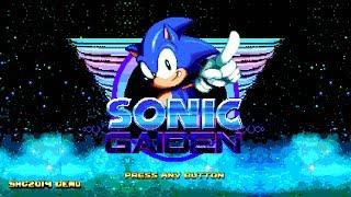 Sonic Gaiden - Sonic Mania Plus Mod - Sonic Hacking Contest 2019