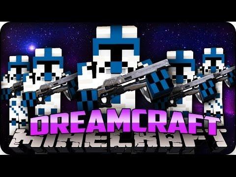 Minecraft Mods DREAM CRAFT Ep  3 GOOD VS EVIL