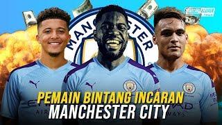 Gambar cover Pemain Incaran Manchester City Januari 2020 - Rumor Transfer