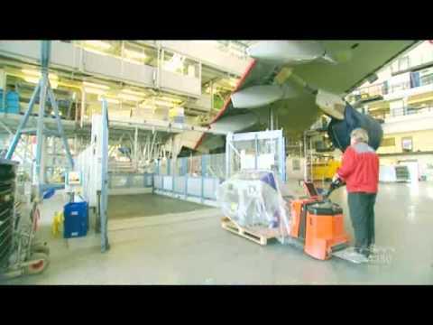 A380 Cabin Furnishing