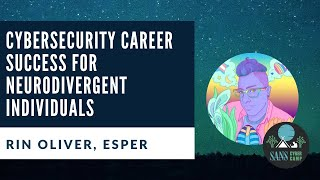 Cybersecurity Career Success for Neurodivergent Individuals