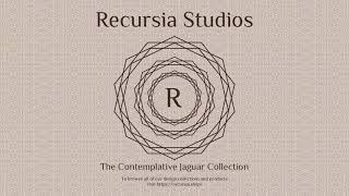 Recursia® Contemplative Jaguar Design Collection
