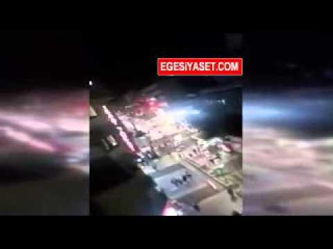 Ankara'daki Patlama Sonrası Vatandaşların Panik Anı!