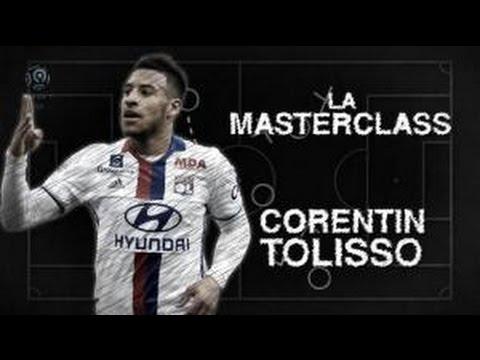 OL - Corentin Tolisso livre sa masterclass