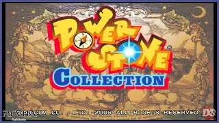 Power Stone Collection PSP on PSVita Gameplay 60fps