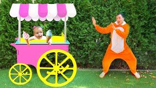 Ice Cream Song  | Nursery Rhymes & Kids Songs