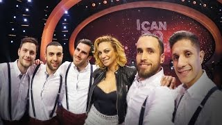 Special Elements & Lilly Becker Dance Show | I CAN DO THAT! 2016, ZDF