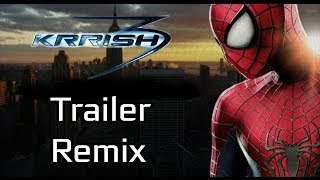 Krrish 3 Trailer - Spider Man Remix ( Hindi )