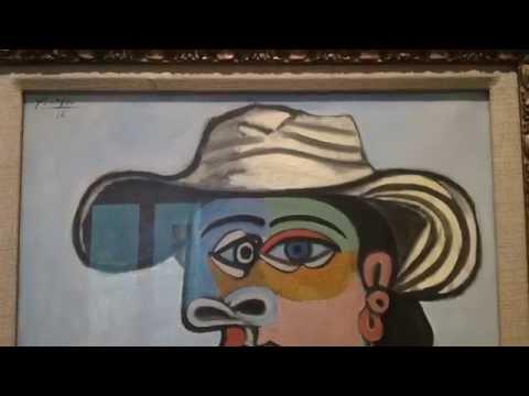 The Sailor 1938 Pablo Picasso 1881-1973 Berggruen Museum Berlin