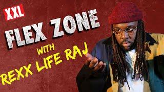 Rexx Life Raj Freestyle | Flex Zone