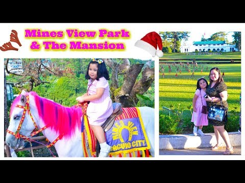 PHILIPPINES VLOG:MINES VIEW PARK | THE MANSION
