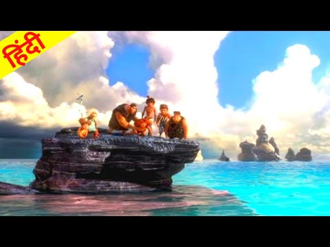Download tm Hindi   The Croods     1 Hunting   Funny Scene _ MA lovers