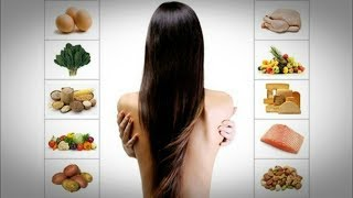5 Biotin Rich Foods for Hair Growth!!!