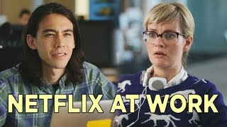 Why Can't You Watch Netflix At Work?