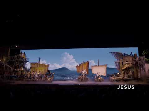 """""""Jesus"""" at Sight and Sound Theatres"""