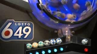 Lotto 6/49 Draw May 4, 2013