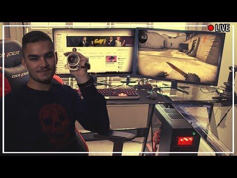 CS:GO+Fortnite Shqip LIVE : Rikthehemi më te Fuqishem se KURR!!! - Shqip