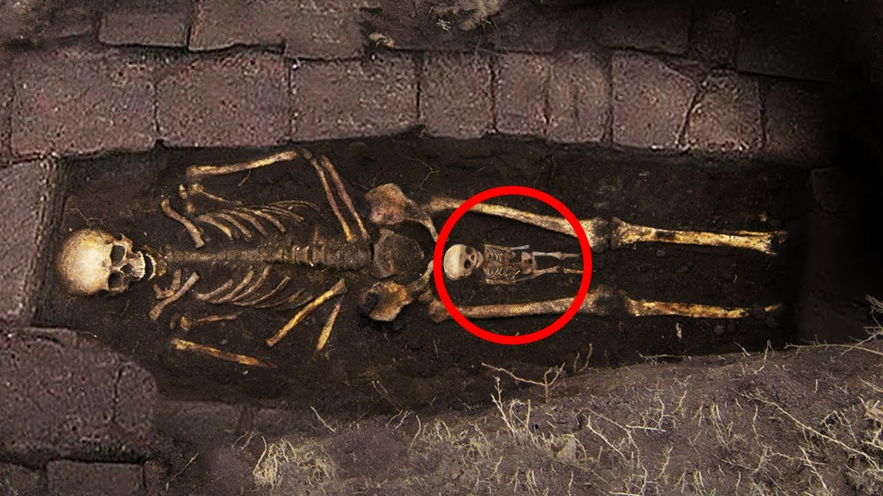 Download Archaeologists Were Shocked When They Found Out This Baby Was Born AFTER This Woman Got Buried!