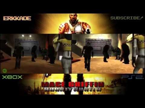 Comparison - Mace Griffin: Bounty Hunter PS2 Vs XBOX