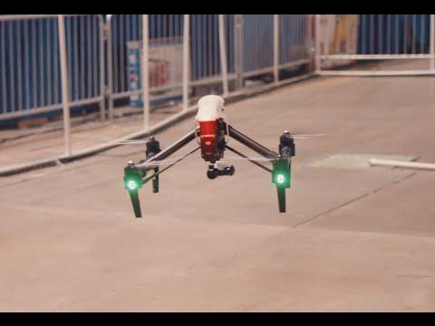 2014 LA Drone Expo With Team-Legit Interrogate the DJI Inspire one