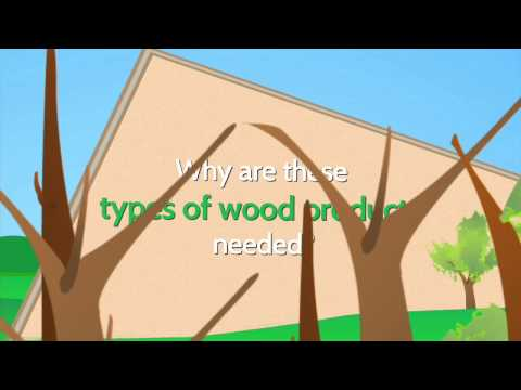 Manufactured Wood Products-YouTube sharing