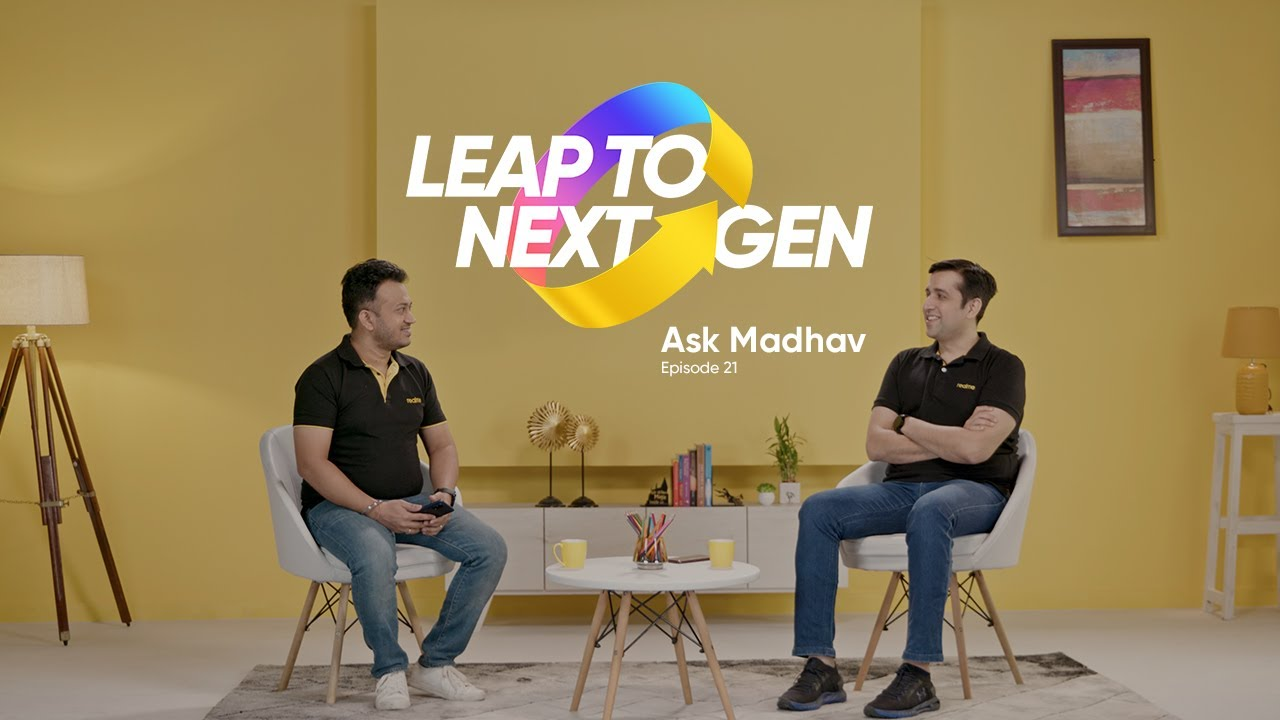 #AskMadhav | Leap To Next Gen