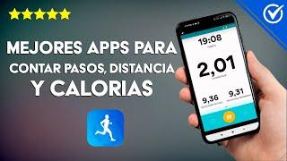 Las Mejores Aplicaciones para Contar Pasos, Kilómetros y Calorías en Android o iPhone screenshot 1