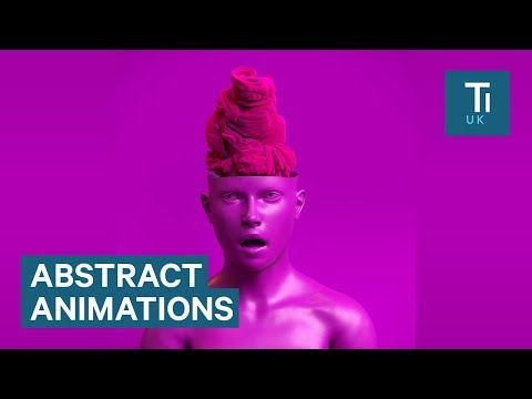 These surreal animations turn the everyday into the abstract