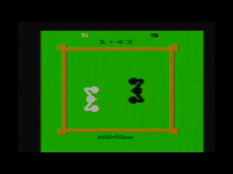CLASSIC GAMES REVISITED - Boxing (Atari 2600) Review