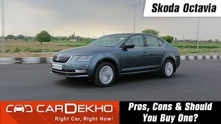 Skoda Octavia Quick Review | Pros, Cons and Should You Buy One?
