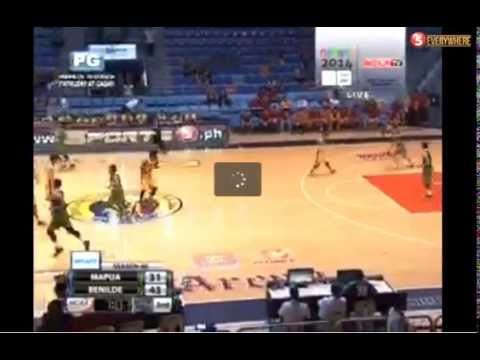 CSB vs MIT July 25,2014 -  NCAA Season 90