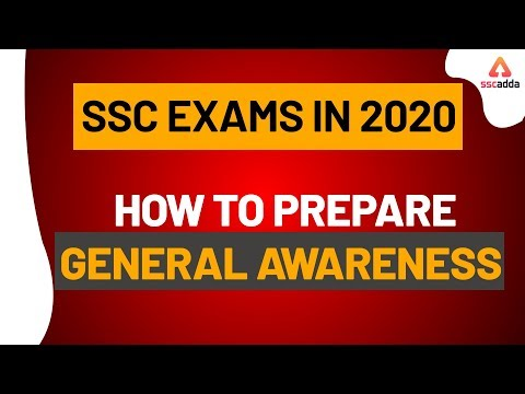 How To Prepare General Awareness For SSC Exams In 2020