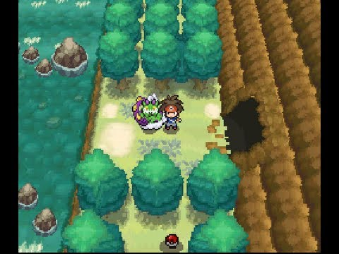 pokemon blaze black 2 how to get darkrai