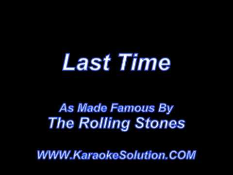 Last Time The Rolling Stones