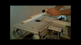 Beaded Face Frame-jack Miters With The Festool Cms Router Table