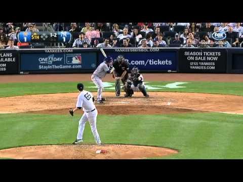 2012/06/09 6/9/12 CG: NYM@NYY