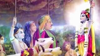 Radhe Radhe Punjabi Krishna Bhajan By Sandeep Sood [Full HD Video] I Tera Hi Ditta Khawan Maa