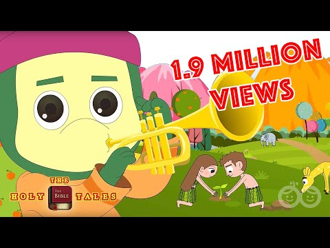 The B-I-B-L-E | Popular Bible Rhymes I Bible Songs For Kids And Children | Holy Tales