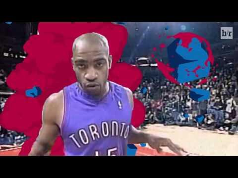 Slam Dunk Contest. NBA All-Star 2016   animation