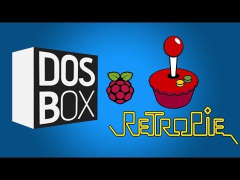 how to set up dosbox