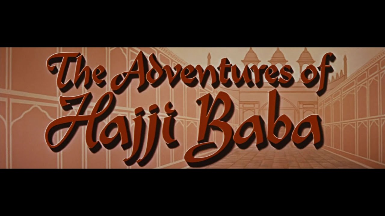 Download The Adventures Of Hajji Baba (1954) 1080p BluRay x264