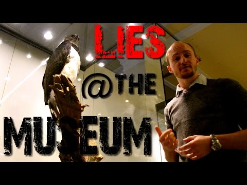 Truths and LIES at the Natural History Museum! | IWT @ Museum fuer Naturkunde Berlin