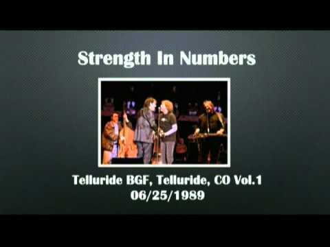 【CGUBA236】Strength In Numbers 06/25/1989 Vol.1