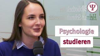 Psychologie studieren | Psychologie mit Prof. Erb