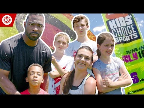 Field Day Challenge | Nickelodeon Kids' Choice Sports