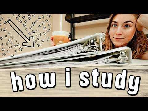 STUDY MOTIVATION #1 | my study routine + note taking tips