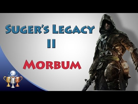 Assassin's Creed Unity Dead Kings DLC - Suger's Legacy II Riddles - Morbum (Defender of Franciade)