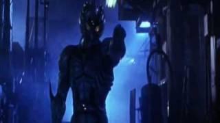 YouTube   the guyver 2 dark hero opening scene
