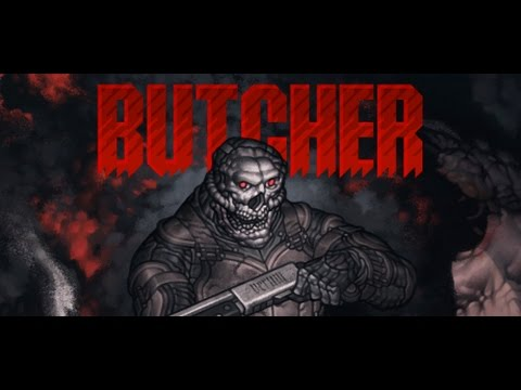 Butcher (PC, Mac, Linux) - PXA Peeks - Quake in 2D!