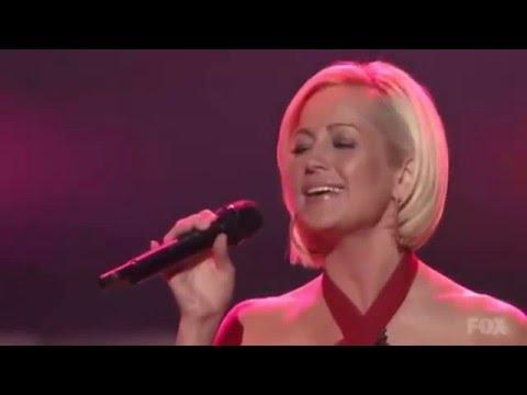 Kellie Pickler -  Red High Heels - American Idol